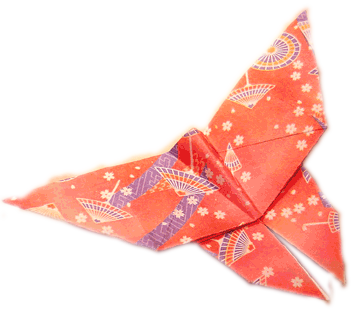 butterfly-origami